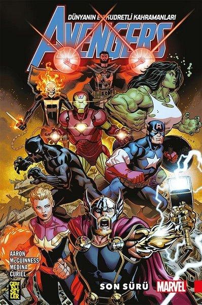 Avengers Cilt 1 - Son Sürü