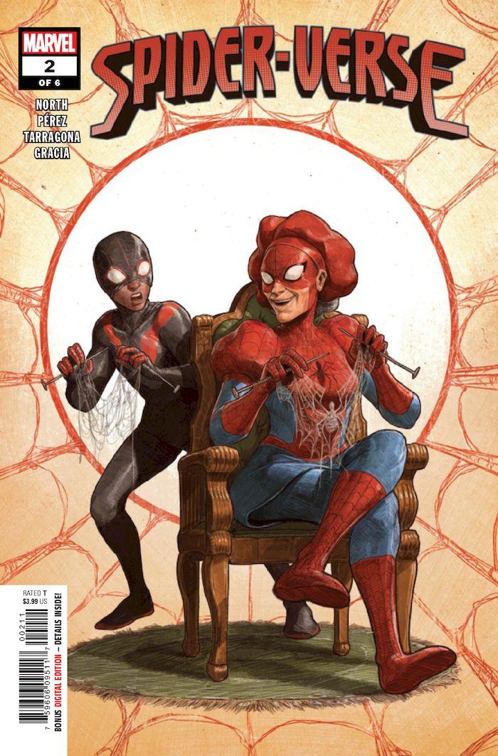 SPIDER-VERSE #2 (OF 6)