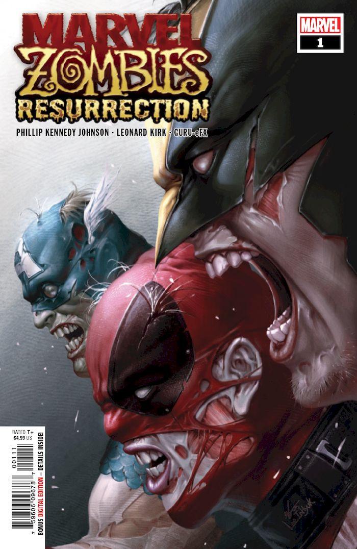 MARVEL ZOMBIES RESURRECTION #1