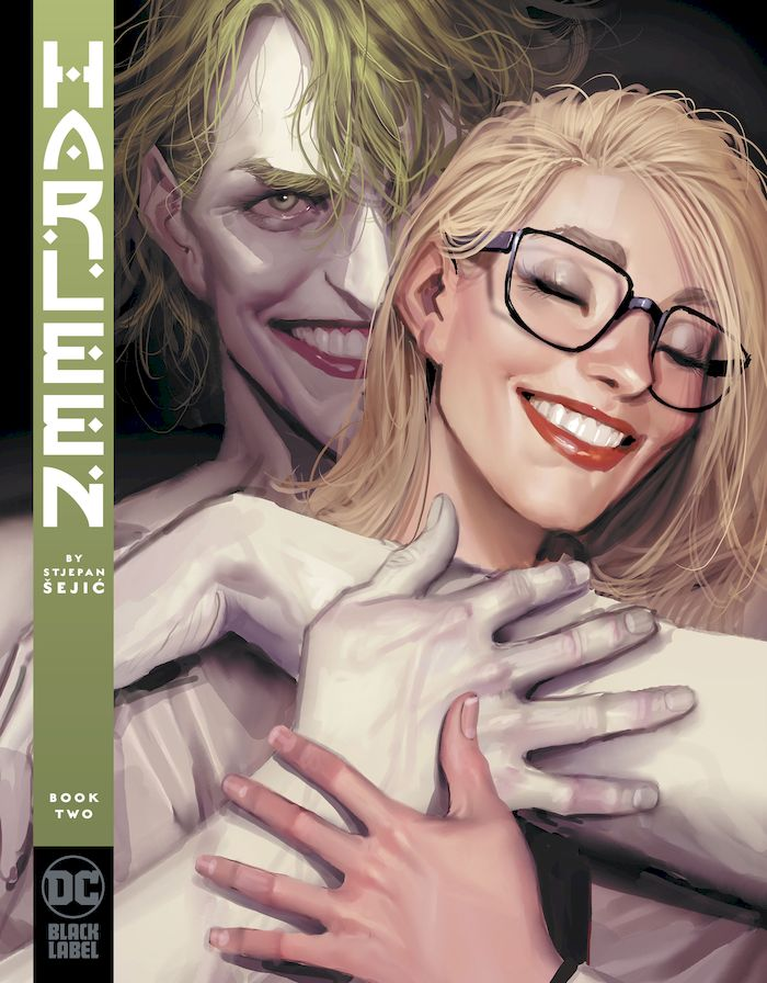 HARLEEN #2 (OF 3)