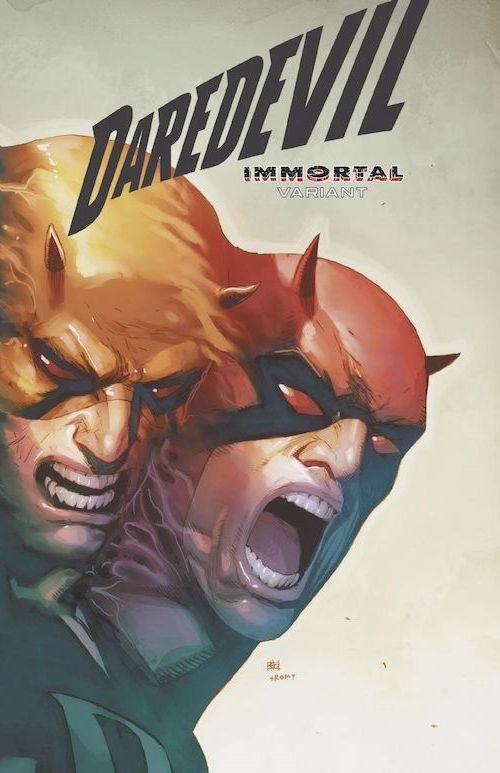DAREDEVIL #11 IMMORTAL VARIANT