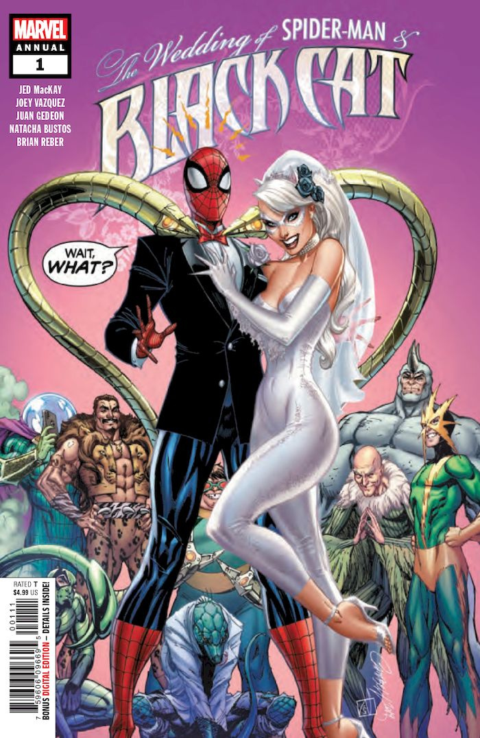 BLACK CAT ANNUAL #1