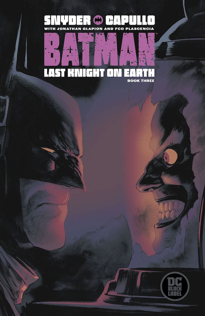 BATMAN LAST KNIGHT ON EARTH #3 (OF 3) VARIANT