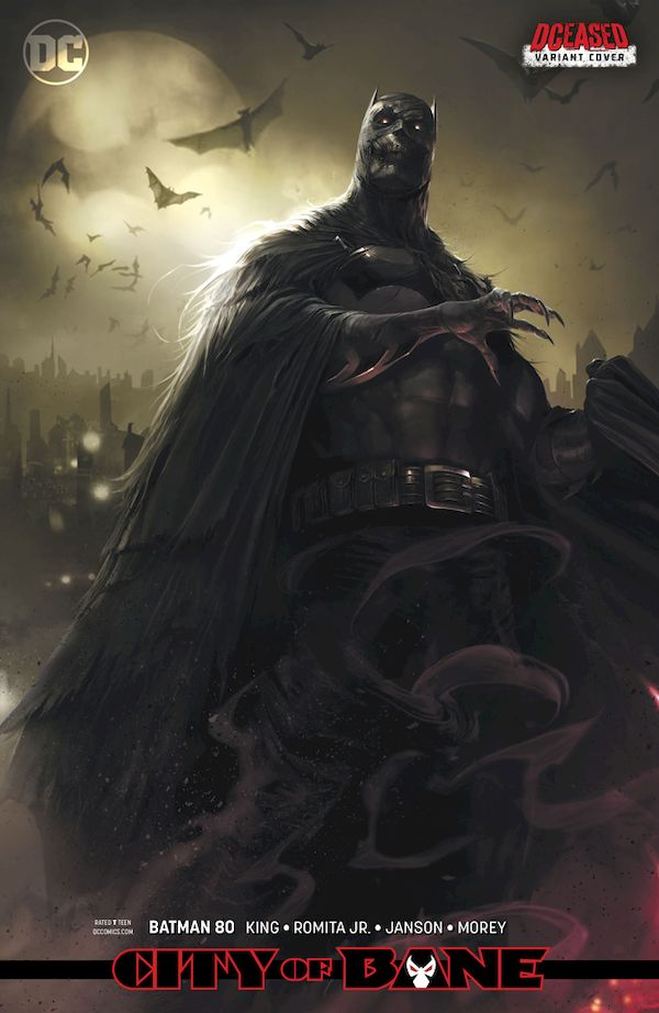 BATMAN #80 VARIANT
