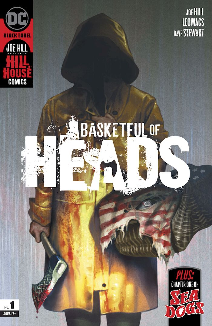 BASKETFUL OF HEADS #1 (OF 7)