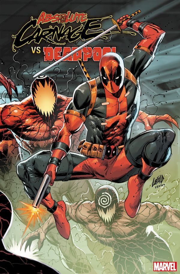 ABSOLUTE CARNAGE VS DEADPOOL #3 (OF 3) CONNECTING VARIANT