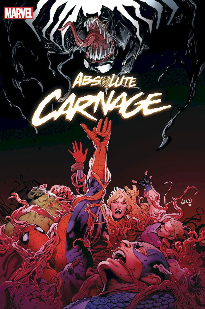 ABSOLUTE CARNAGE #5 (OF 5) LAND VARIANT