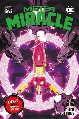 Mister Miracle Cilt 2