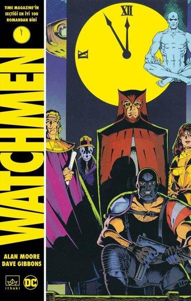 Watchmen (Sert Kapak)