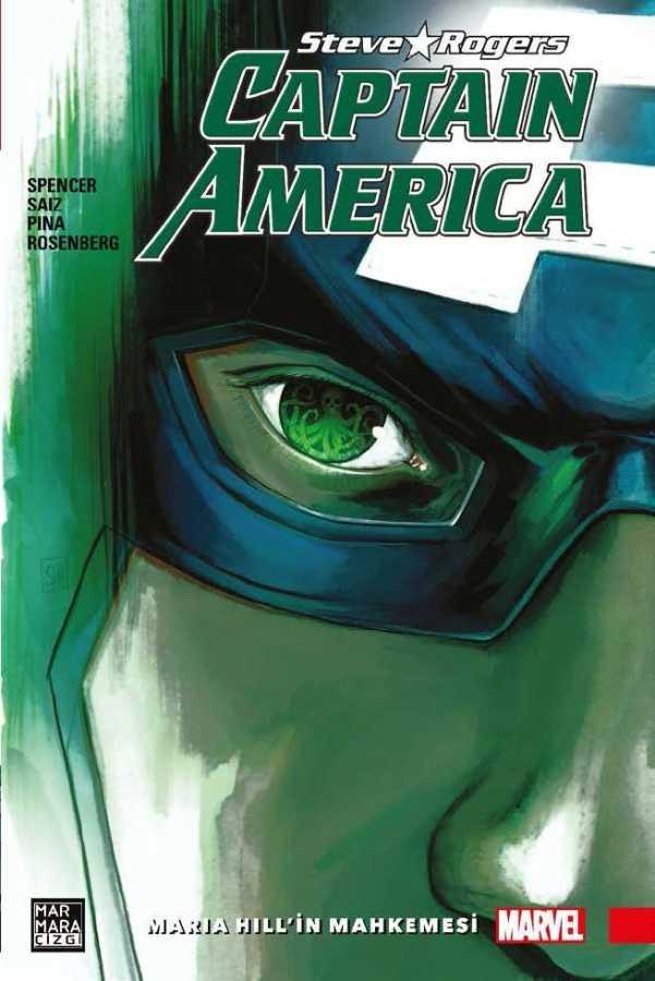 Steve Rogers Captain America Cilt 2