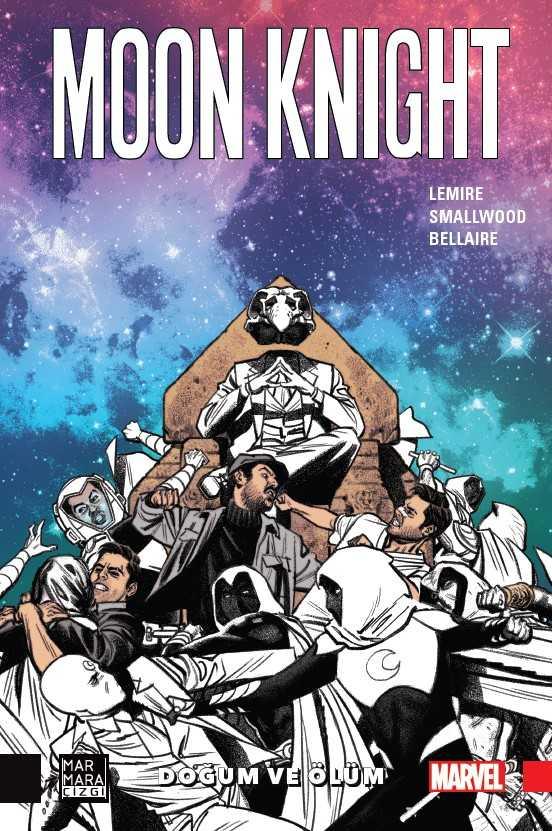 Moon Knight Cilt 3