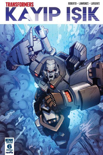 Transformers - Kayıp Işık 6: Kapak A