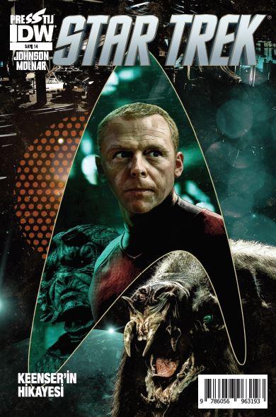 Star Trek 14: Keenser'in Hikayesi