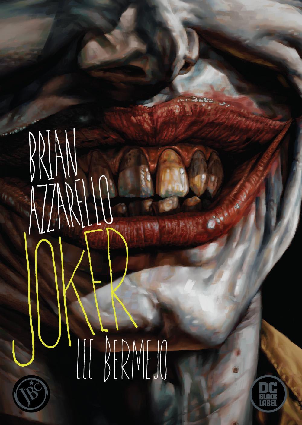 Joker ( Sert Kapak / HC )
