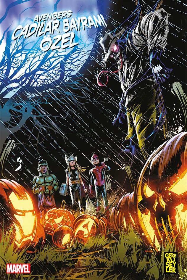 Avengers : Cadılar Bayramı Özel