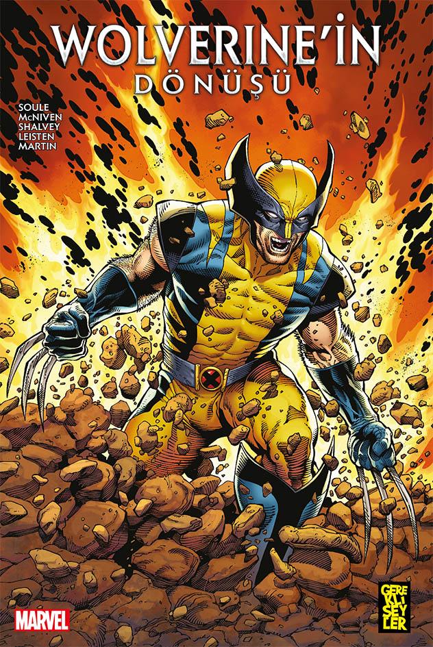 Wolverine'in Dönüşü