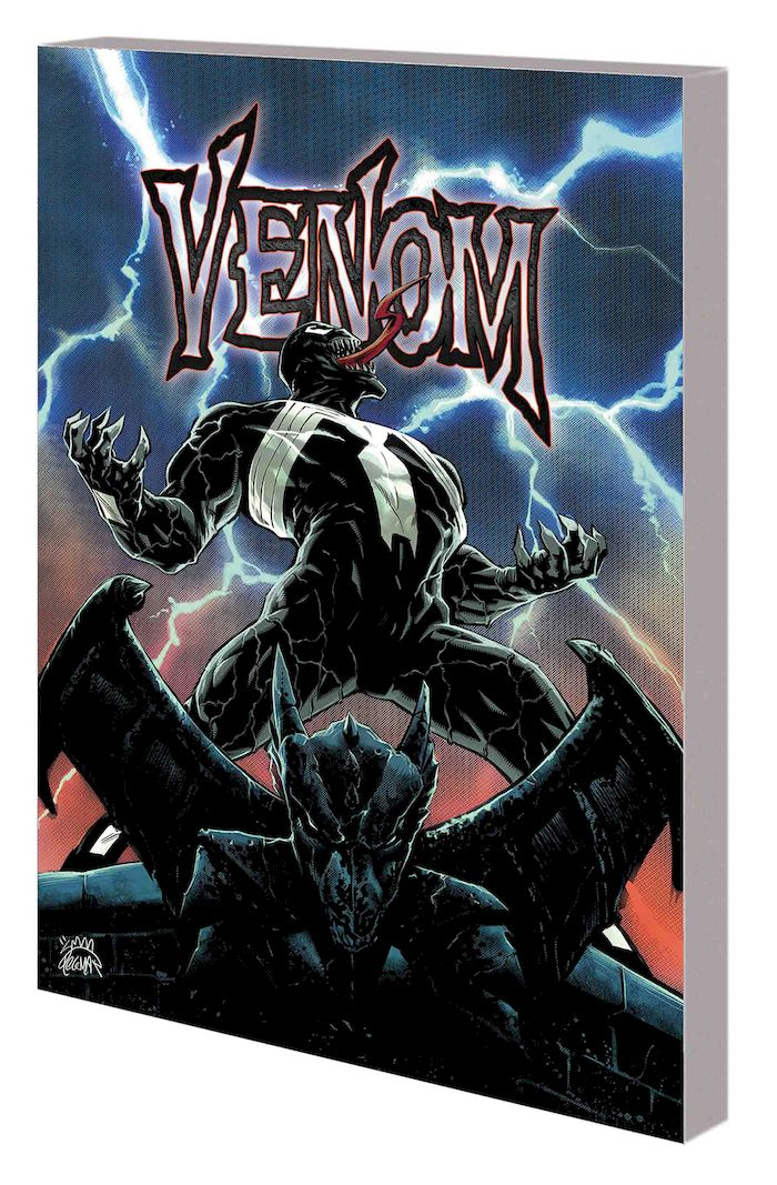 VENOM BY DONNY CATES TP VOL 01