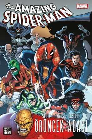 Amazing Spider-Man Cilt 26 - Örümcek Adası