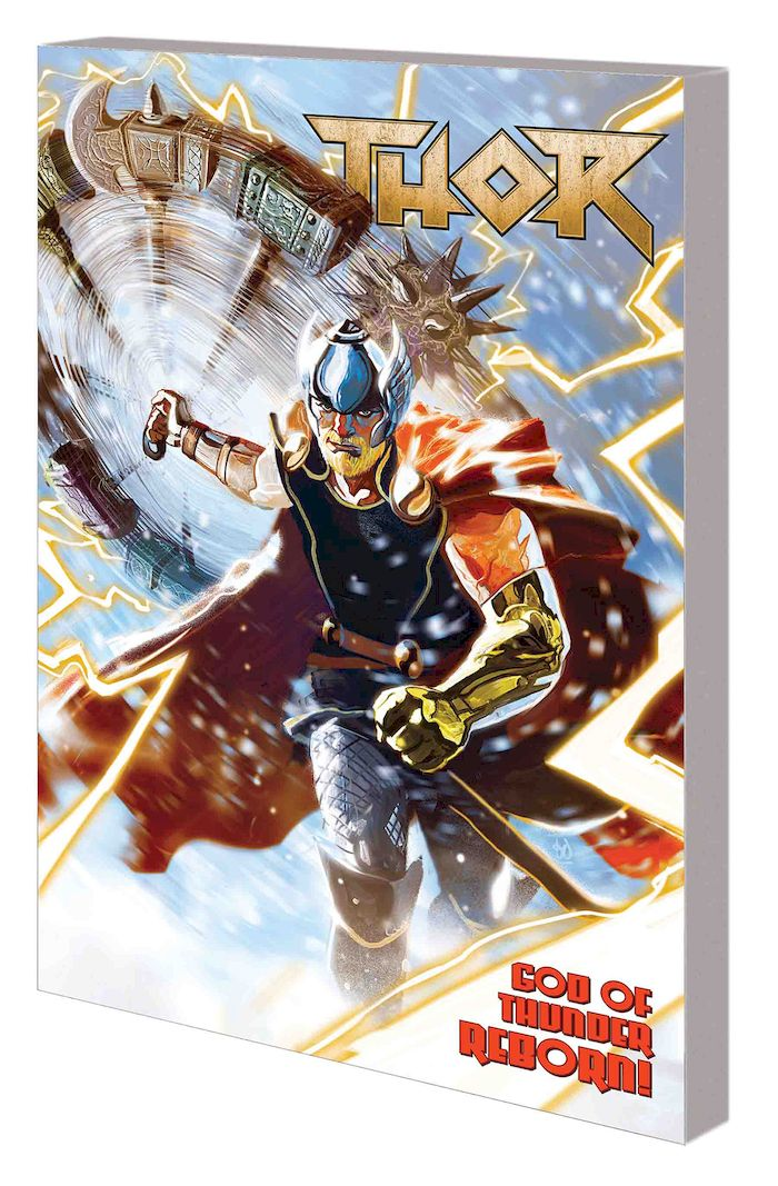 THOR VOL 1 GOD OF THUNDER REBORN