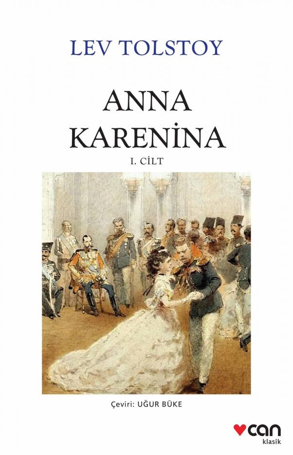 Anna Karenina (2 Cilt Set)