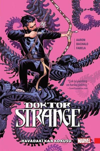 Doktor Strange Cilt 3: Havadaki Kan Kokusu