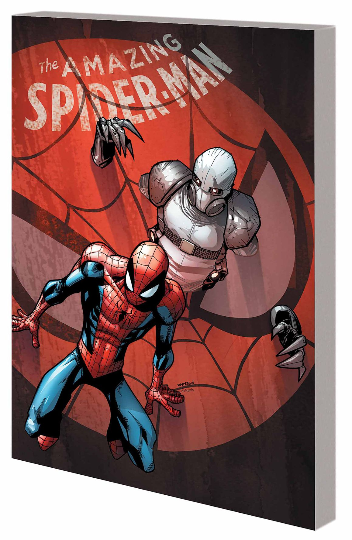 AMAZING SPIDER MAN TP VOL 04 GRAVEYARD SHIFT