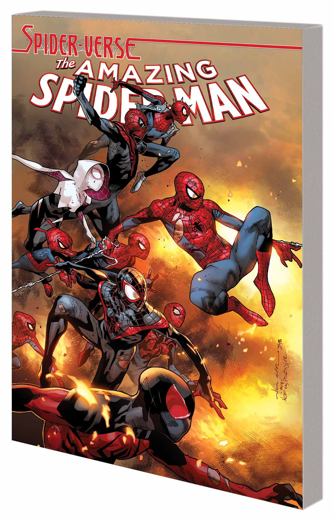 AMAZING SPIDER MAN TP VOL 03 SPIDER-VERSE