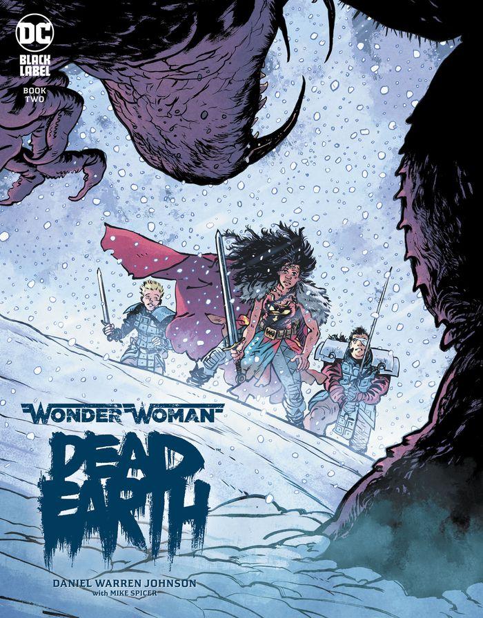 WONDER WOMAN DEAD EARTH #2 (OF 4)