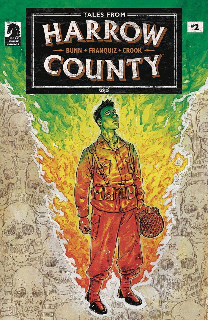 TALES FROM HARROW COUNTY DEATHS CHOIR #2 (OF 4) COVER A FRANQUIZ
