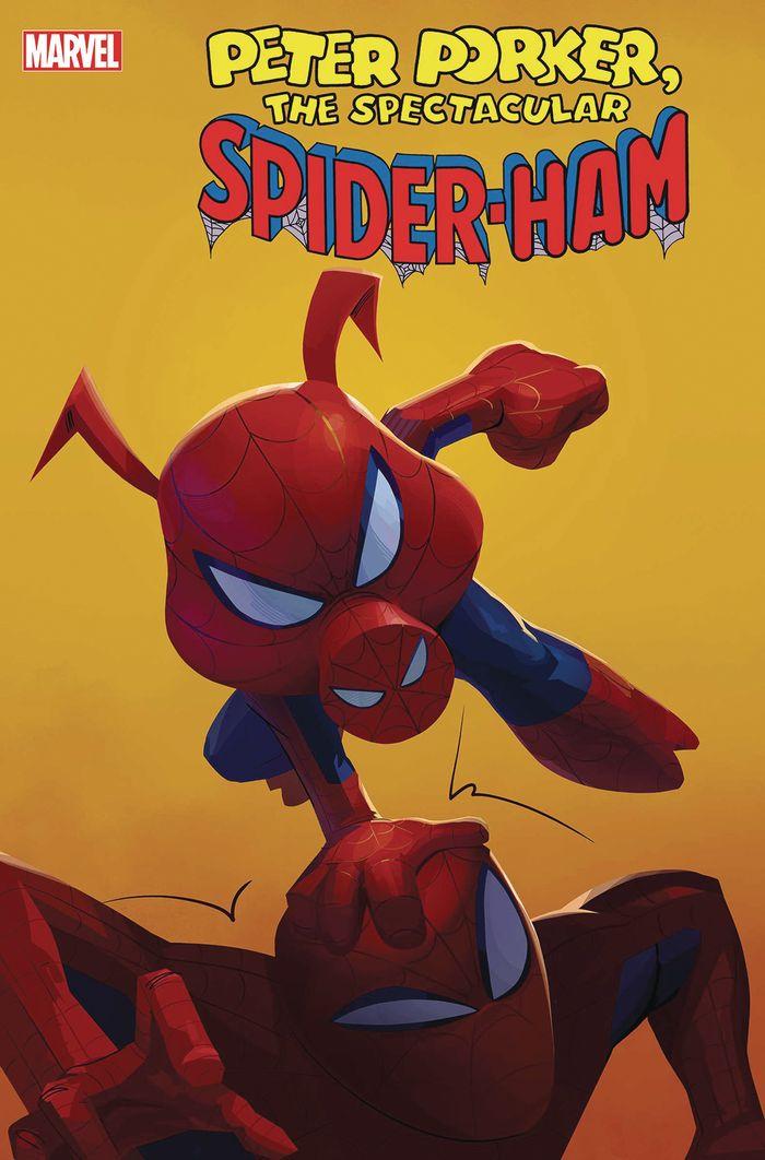 SPIDER HAM #1 (OF 5)