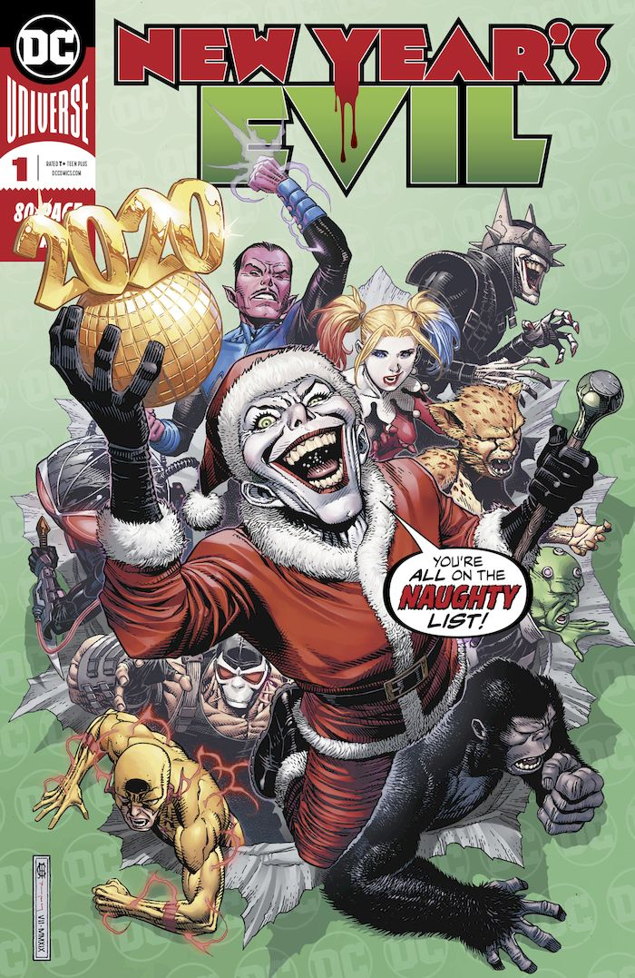 NEW YEARS EVIL #1