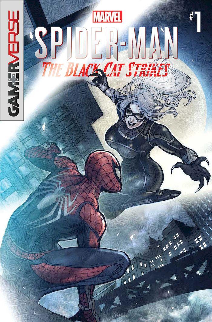 MARVELS SPIDER-MAN BLACK CAT STRIKES #1 (OF 5)