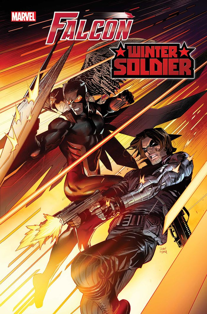 FALCON & WINTER SOLDIER #1 (OF 5)
