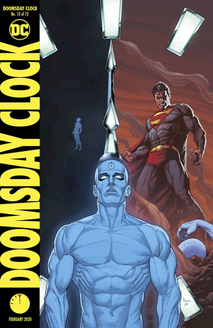 DOOMSDAY CLOCK #12 (OF 12) VARIANT