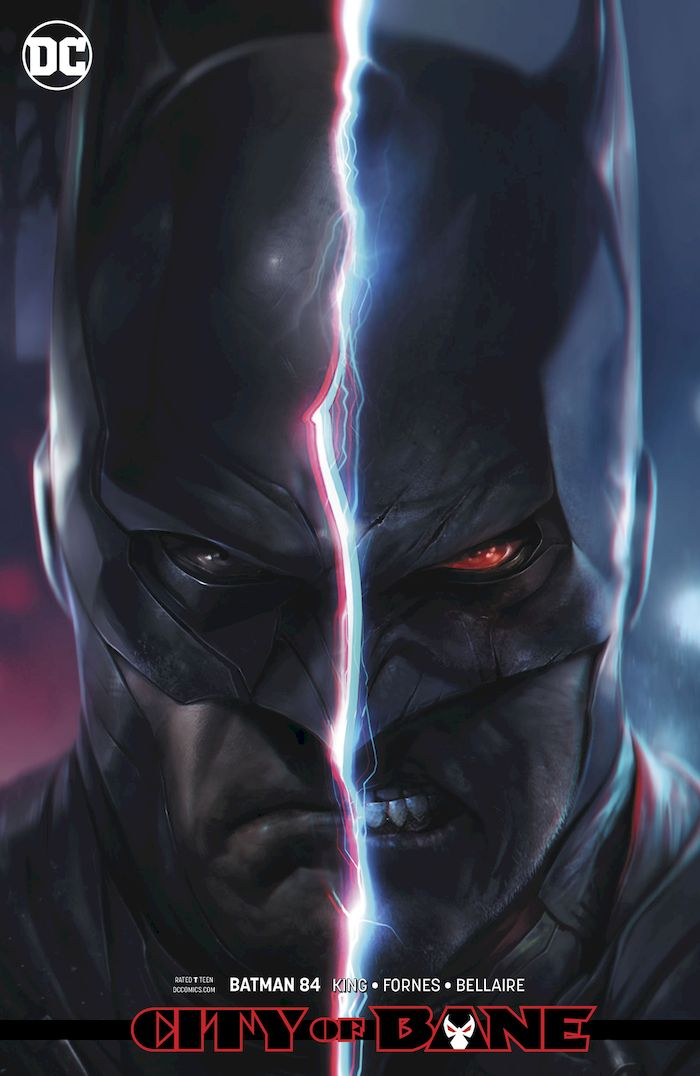 BATMAN #84 VARIANT