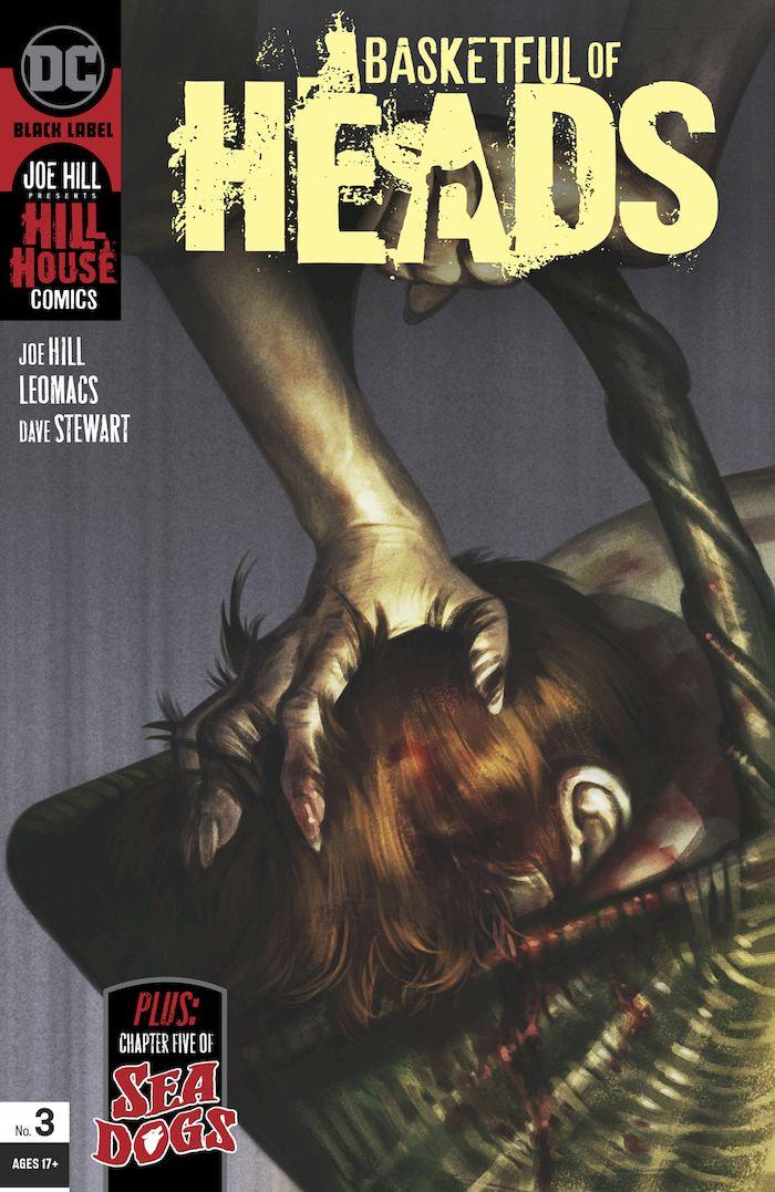 BASKETFUL OF HEADS #3 (OF 7)