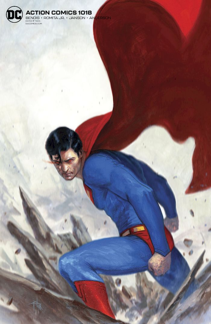 ACTION COMICS #1018 VARIANT