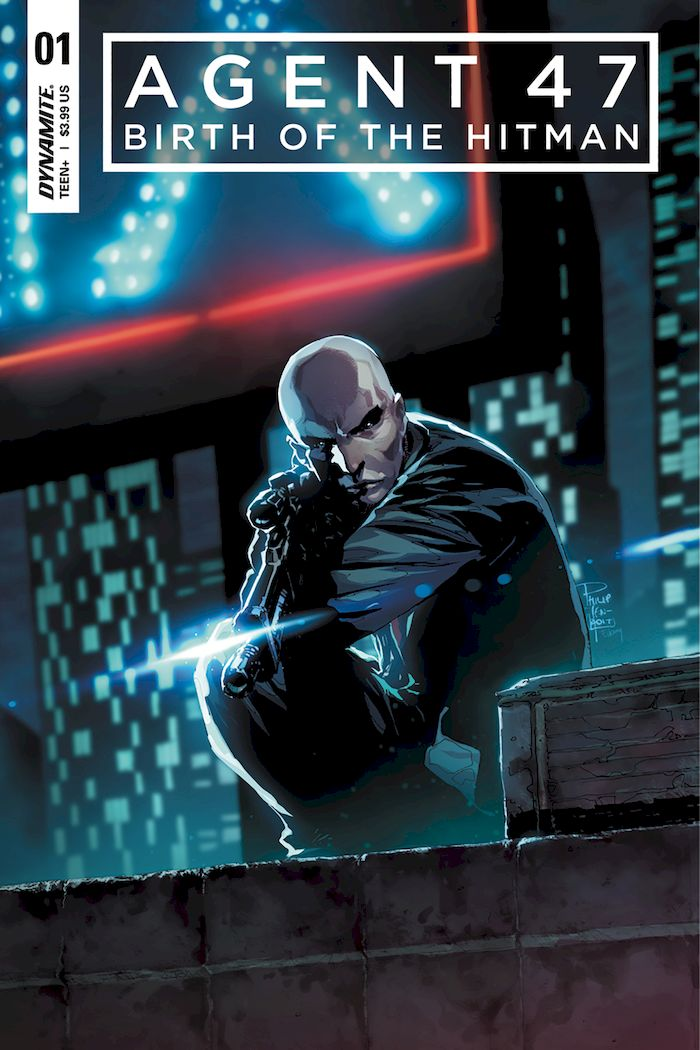 AGENT 47 BIRTH OF THE HITMAN #1 - #6 (OF 6) SET