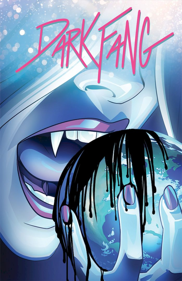 DARK FANG #1 - #5 (OF 5) SET