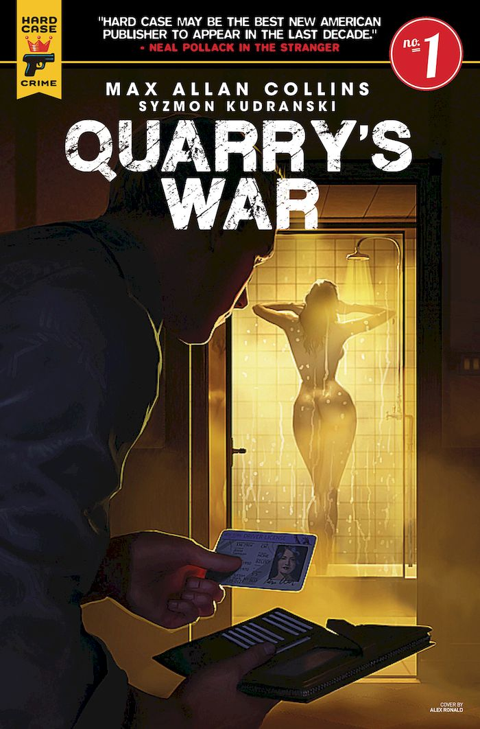 QUARRYS WAR #1 - #4 (OF 4) SET