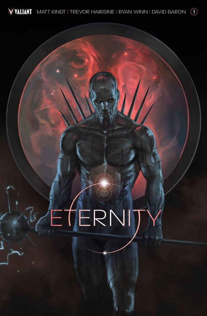 ETERNITY #1 - #4 (OF 4) SET