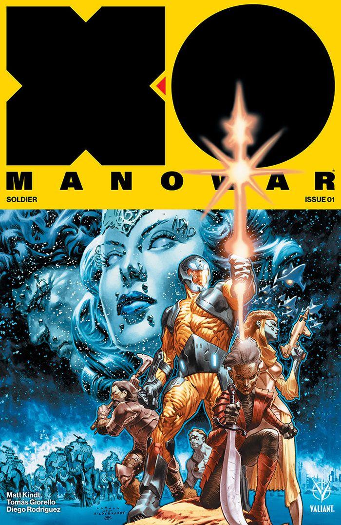 X O MANOWAR #1 - #24 SET