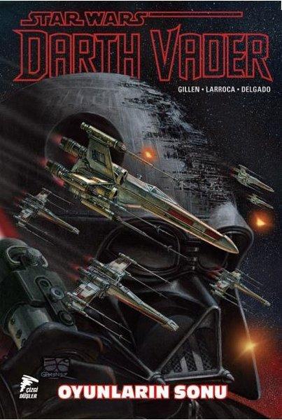 Star Wars: Darth Vader Cilt 4 - Oyunların Sonu