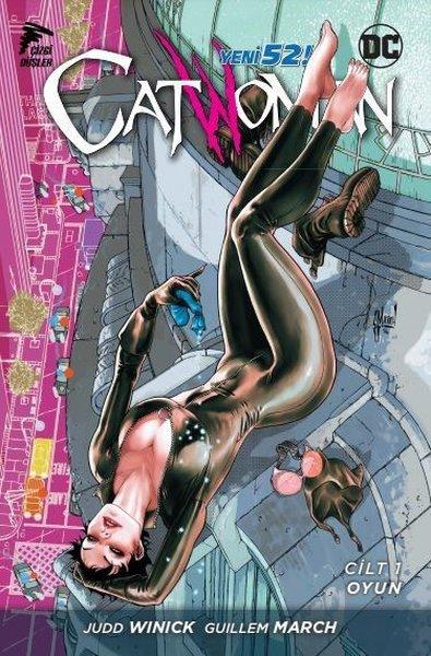 Catwoman Cilt 1; Oyun