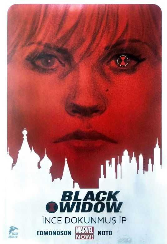 Black Widow Cilt 1; İnce Dokunmuş İp
