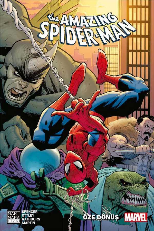 Amazing Spider-Man Vol.5 Cilt: 1 - Öze Dönüş
