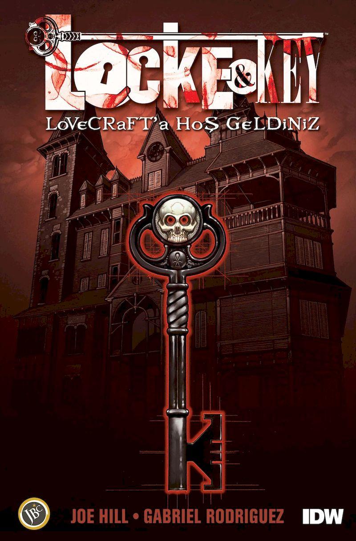 Locke&Key 1 - Lovecraft'a Hoş Geldiniz