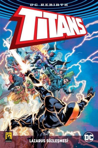 Titans Cilt 3: Lazarus Sözleşmesi