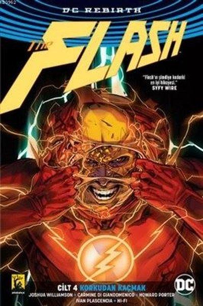 Flash DC Rebirth Cilt 4: Korkudan Kaçmak