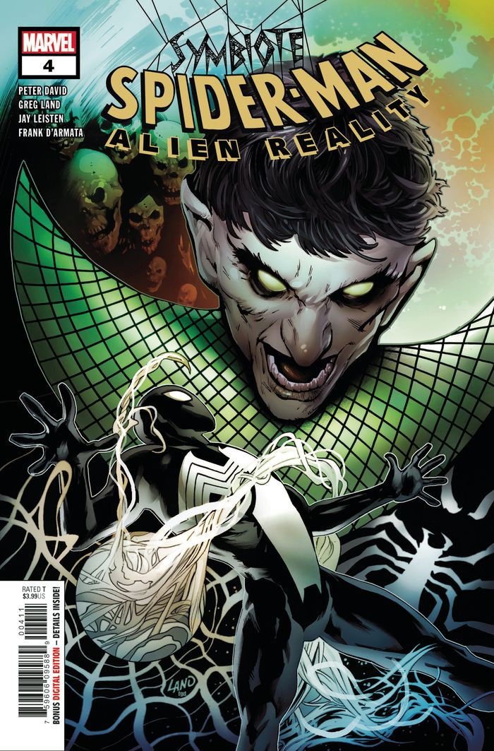 SYMBIOTE SPIDER-MAN ALIEN REALITY #4 (OF 5)